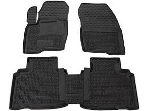 Авто килимки в салон Ford Edge / Форд Едж 2 - 2014+
