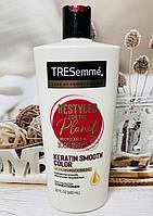 Разглаживающий кондиционер с кератином и марокканским маслом TRESemme Keratin Smooth