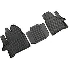 Авто килимки в салон Ford Custom / Форд Кастом - 2012- (1+1)(Перший ряд)