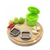 Измельчитель чеснока, лука, перца и других овощей Garlic Chopper, фото 1