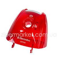 Крышка корпуса для пылесоса Electrolux красный