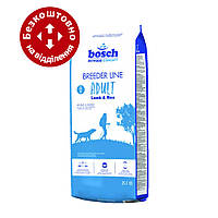Bosch Breeder Lamb and Rice 20кг для взрослых собак с ягненком