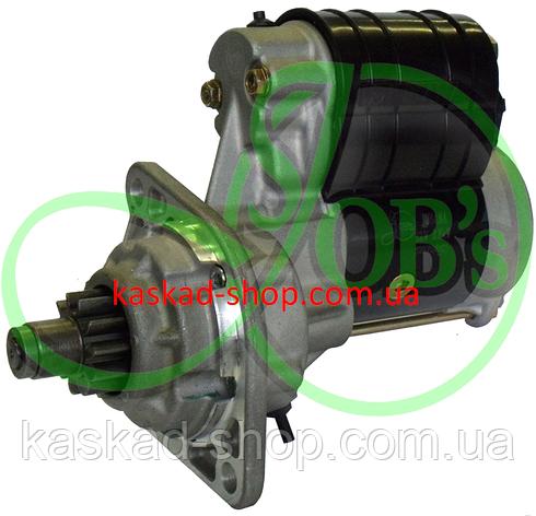 Стартер редукторный 12в 2,8 кВт Balkancar Ursus, фото 2