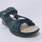 Кожаные детские сандалии мальчикам, фото 6