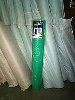Стеклосетка штукатурная строительная ячейка 5х5 зеленая 145г/м2,