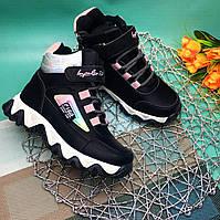 Детская обувь. Демисезонные детские ботиночки для девочек 2021