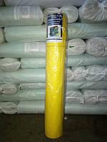 Сетка стеклотканевая фасадная  желтая 5х5 мм 160 эко, доставка