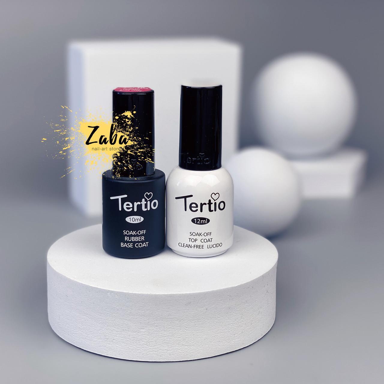 Набор база + топ Tertio, 10 мл