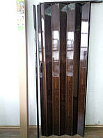 Двері розсувні глуха горіх №8, 810*2030*6 мм, доставка по Україні, фото 1