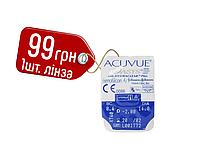 Контактные линзы Acuvue Oasys with Hydraclear Plus 1шт.