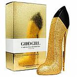 Оригінал Carolina Herrera Good Girl Glorious Gold Edition 2019 80ml Кароліна Херрера Гуд Гел Глориус Голд Эдиш, фото 3