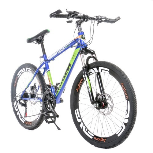 Велосипед спортивный подростковый TZ-M1607 24 дюйма