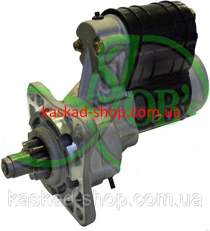 Стартер редукторний 12в 2,8 кВт Case Fiat MWM-Diesel, фото 2