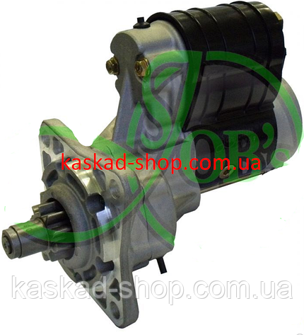 Стартер редукторный 12в 2,8 кВт Case Fiat MWM-Diesel, фото 2