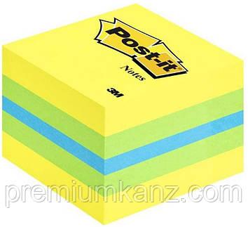 3M Post-It  Мини-куб стикеров 3M  Post-it 51х51 мм 400 листов