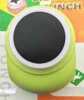 Дырокол фигурный Круг  3,5 см высечка кнопка