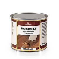 Шпаклевка полиэфирная Holzmasse K2 (125мл)