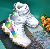 Детская обувь .Демисезонные ботинки для девочек