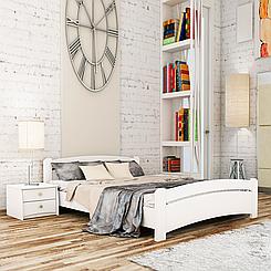 Кровать деревянная полуторная Венеция (бук)
