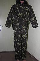 Костюм зимний камуфлированный (охрана) ГОСТ 29335-92