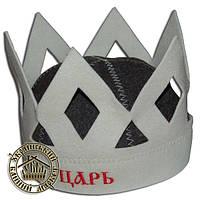 """""""Царь"""" - шапка для бани и сауны (шерсть, войлок)"""