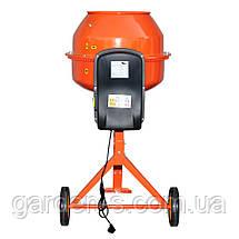 Бетономешалка Кентавр БМ-125М (оранжевая), фото 3