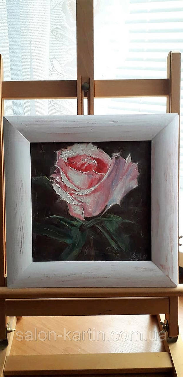 "Картина ""Розовая роза"""