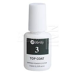 Топовое покрытие Top Coat 7,5 мл для дип наращивания