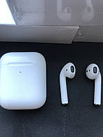 Безпроводные наушники Apple AirPods 2. 1:1 с оригиналом.