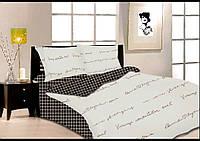 Комплект постельного белья- евро.