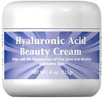 Hyaluronic Acid beauty cream Puritan's Pride, 113 грамм