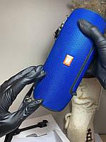 Беспроводная портативная bluetooth колонка синяя JBL Big Xtreme Small