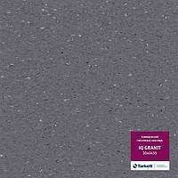 3040435 - коммерческий линолеум гомогенный 34 класс, коллекция IQ Granit (Гранит) Tarkett (Таркетт)