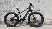 """Мощный Электро велосипед Crosser E-Fat Bike AL 26"""" 350W (8S) 36V/13A, фото 1"""