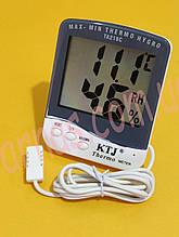 Термометр-гігрометр KTJ Thermo TA218C