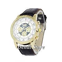 Часы Breitling Transokean Brown/Gold/White 1002-0022