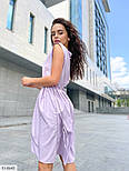 Сарафан жіночий стильний без рукавів, фото 6