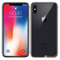 Apple iPhone X 256GB Space Gray Б/У A оригинал (полный комплект, neverlock) - Айфон 10 черный УЦЕНКА