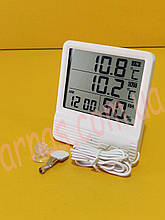 Термометр-гігрометр cx301A цифровий c виносним датчиком