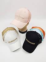 Бейсболки Balenciaga с сеткой оптом для девочек, р.54-55, фото 1