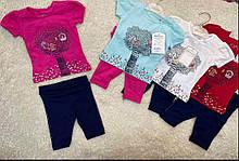 Костюмы для девочек 6-9-12-18 месяцев