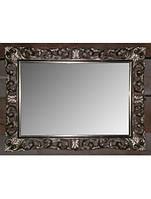 Зеркало в раме 115x85см