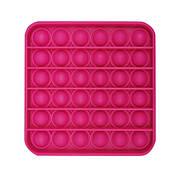 Опт Pop It Антистресс Игрушка - (Поп Ит - Попит - Popit) - Розовый Квадрат