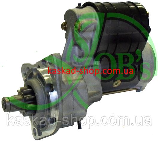 Стартер редукторний Case JCB Mf 12в 2,8 кВт, фото 2