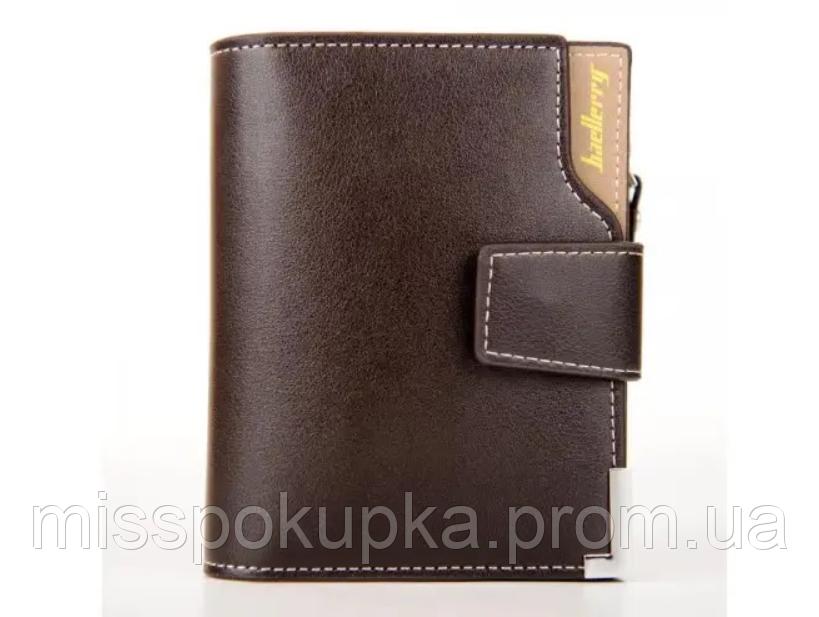 Чоловічий гаманець Baellerry Carteira Mini коричневий