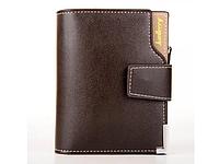 Мужской кошелек Baellerry Carteira Mini коричневый, фото 1
