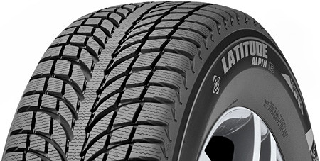 Шины зимние 255/55 R18 109V XL Michelin Latitude Alpin LA2