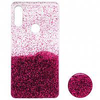 Чехол Fashion popsoket for Huawei Y6 2019 pink