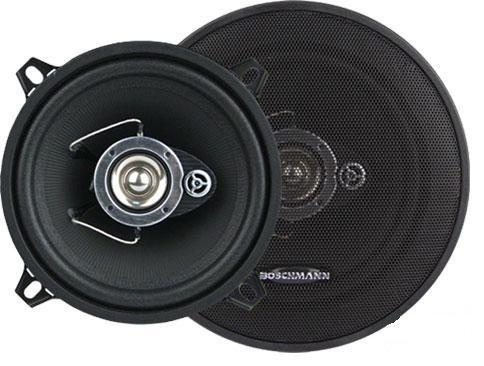 "Акустика BM Boschmann PR-5577KW (13см; 5,2"") круглые динамики бошман колонки в машину автоакустика"