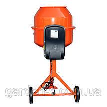 Бетономешалка Кентавр БМ-140М (оранжевая), фото 3